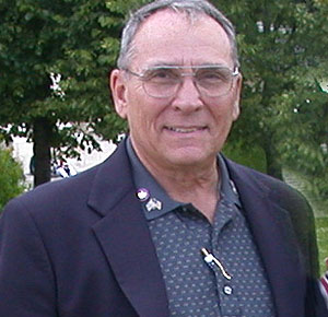 Historian Ron Drez