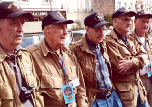 Easy Company veterans