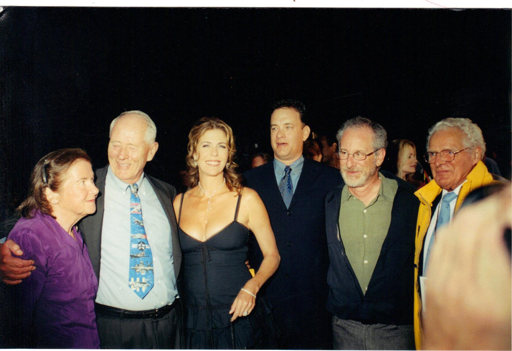 Stephen Ambrose Tom Hanks Steven Spielberg