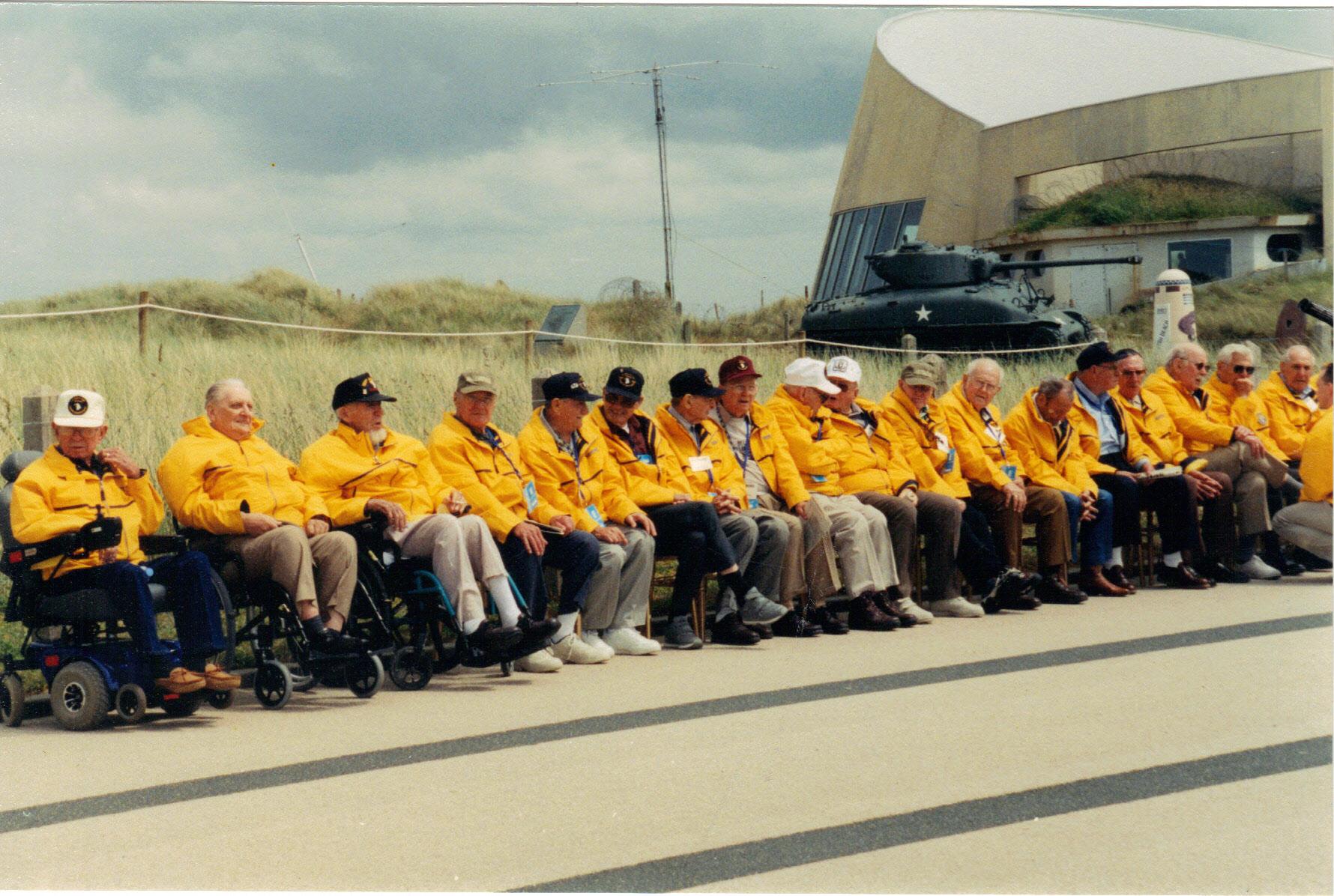 Easy Company veterans