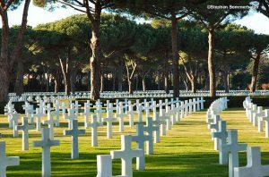Nettuno Cemetery in Sicily